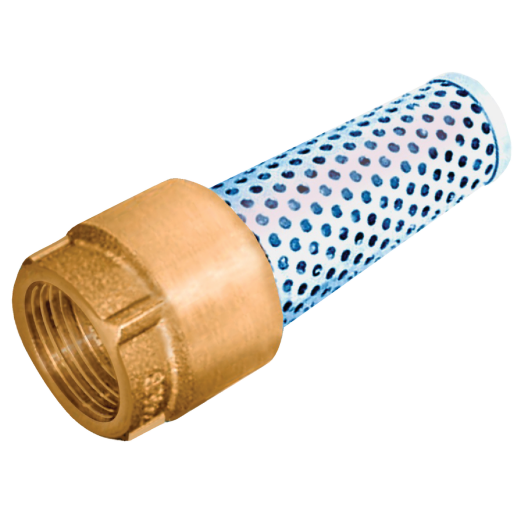 Simmons 3/4 In. 200 psi Bronze Foot Valve, Lead Free
