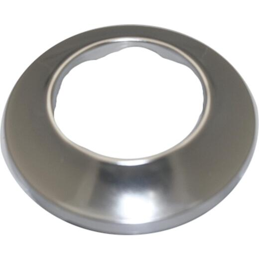 Lasco 1-1/2 In. Drain Tube Chrome Plated Flange
