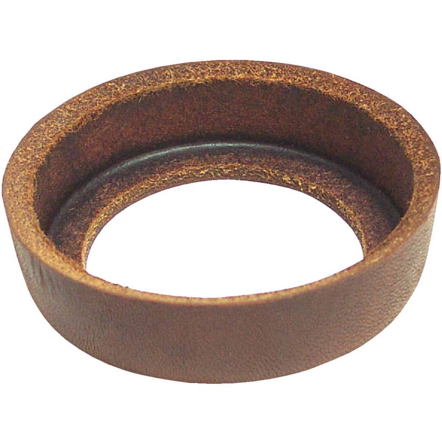 Merrill 3 In. x 2 In. x 13/16 In. Cup Leather Image 1