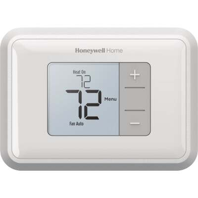 Honeywell Non-Programmable White Digital Thermostat