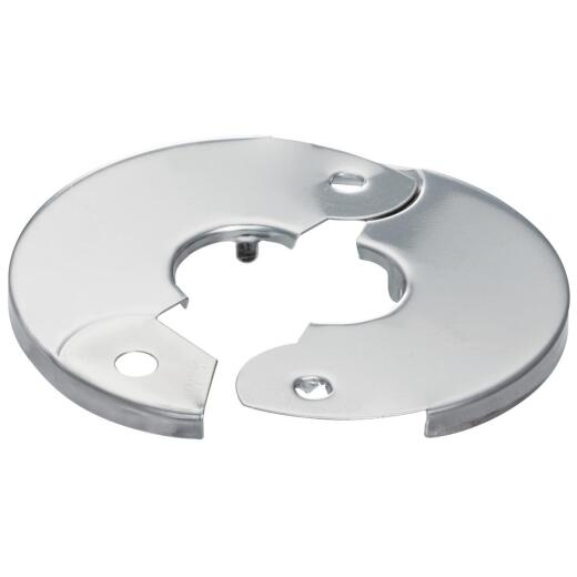 Do it Chrome-Plated 1-1/2 In. IPS Split Plate