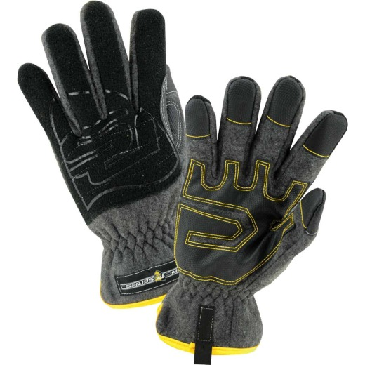 West Chester Pro Series Men's Large Fleece Winter Work Glove