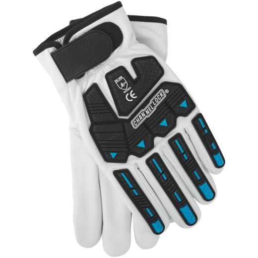 Channellock Men's Medium Cut Level 5 Goatskin Glove
