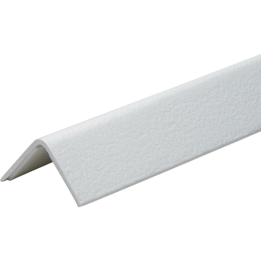 Wallprotex 1-1/8 In. x 4 Ft. Paintable Adhesive Corner Guards