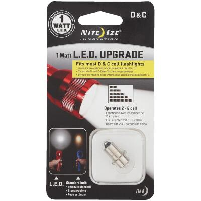 Nite Ize 74 Lm. C/D Flashlight LED Upgrade Kit